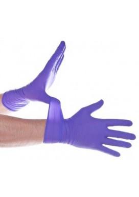 Nitrile Examination Gloves (Box: 100) Powder Free