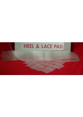 Mueller Heel & Lace Pads (20 pads)