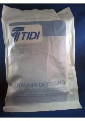 "Trauma Dressing, 25.4 x 76.2 cm (10"" x 30""), Sterile"