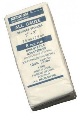 Gauze Pads